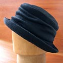Lillie and Cohoe hats featured at Mackerel SKy Gallery of Contemporary Craft