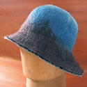 Miss. Fitt hats featured at Mackerel Sky Gallery of Contemporary Craft