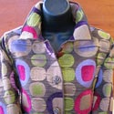 Winding River jackets featured at Mackerel Sky Gallery of Contemporary Craft