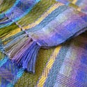 Susan Neal scarves featured at Mackerel Sky Gallery of Contemporary Craft