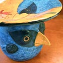 Deb Stabley bowl featured at Mackerel Sky Gallery of Contemporary Craft