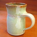 Sunset Canyon mug featured at Mackerel Sky Gallery of Contemporary Craft