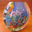 Shawn Messenger glass featured at Mackerel Sky Gallery of Contemporary Craft