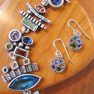 Jeweler Patricia Locke featured at Mackerel Sky Gallery of Contemporary Craft