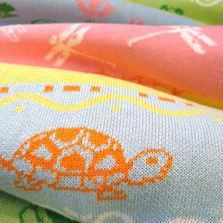 Amoroso blankets featured by Mackerel Sky Gallery of Contemporary Craft