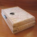 Mikutowski jewelry box featured by Mackerel Sky Gallery of Contemporary Craft