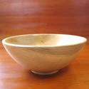 Gary Rednour wooden bowl featured at Mackerel Sky Gallery of Contemporary Craft